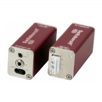 Switchcraft 319 Mini AudioStix - Miniature DI Box, Terminal Block